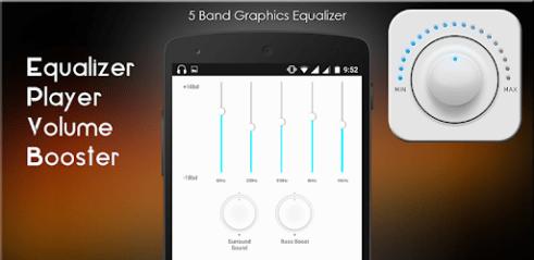 Télécharger Equalizer Music Volume Booster pour PC (gratuit