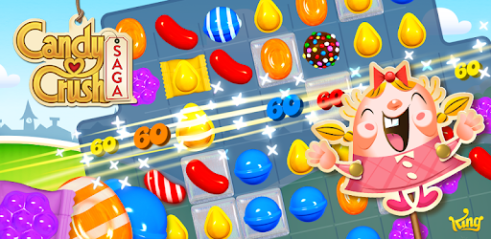 Candy Crush Saga PC İndir