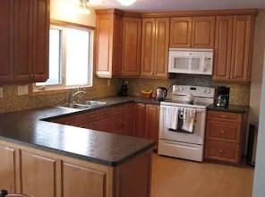 kitchen cabinets rta counter stools 现代厨房橱柜修补 google play 上的应用 屏幕截图图片