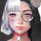 Live Portrait Maker: девочки