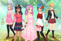 Anime Dress Up - Games For Girls - Android Apps on Google Play