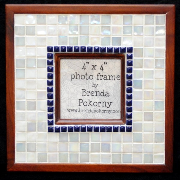 Mosaic Frames & Mirrors - Beads Pieces