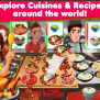 Cooking Games Paradise Food Fever Burger Chef