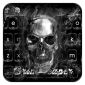 Skull Grim Reaper Keyboard icon
