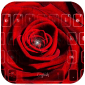 Romantic rose Keyboard theme icon