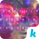 Galaxy Kika Keyboard Theme windows phone