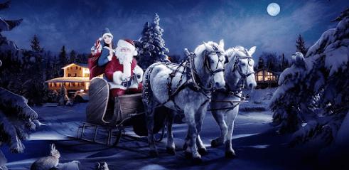 Télécharger Père Noël Fond D écran Pour Pc Gratuit Père