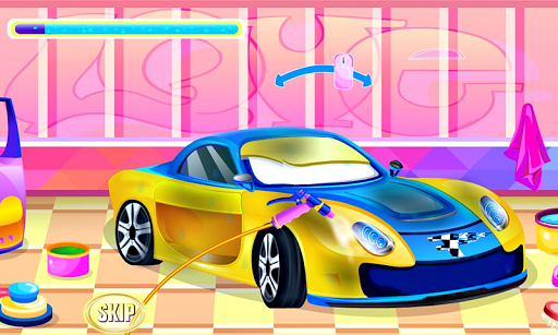 Sport Car Wash APK