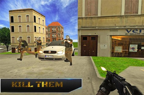 Police Chase 3D Mobile Corps APK