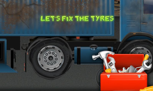Truck Repair Mechanic Shop APK