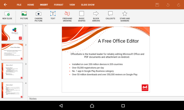 OfficeSuite 8 PDF Editor Android Apps on Google Play