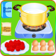 cook cake with berries games windows phone