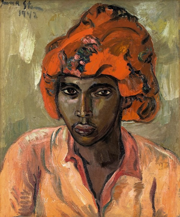 Irma Stern Paintings of Arabs