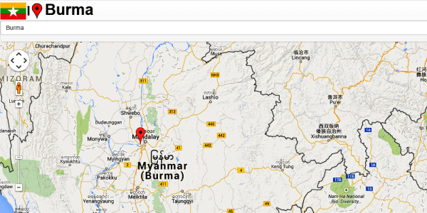 Mandalay map Android Apps on Google Play