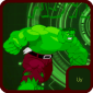 Incredible Green Hero APK icône