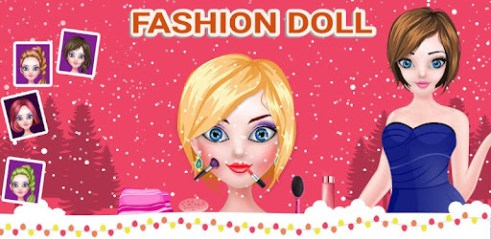 Beach Princess Doll Makeover Pour PC Capture d'écran