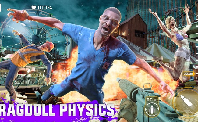 Kill Shot Virus Zombie Fps Shooting Game Android Apps
