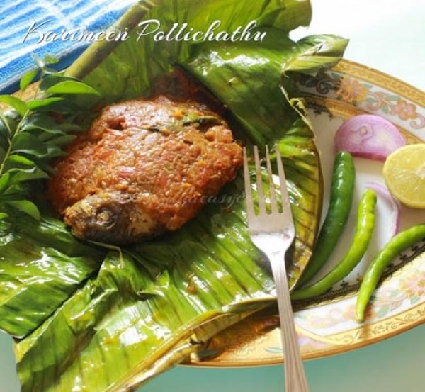 Karimeen Pollichathu3