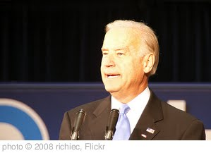 'Joe Biden' photo (c) 2008, richiec - license: http://creativecommons.org/licenses/by-sa/2.0/