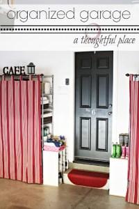Home For4 Sweet Home: Garage Organization Ideas