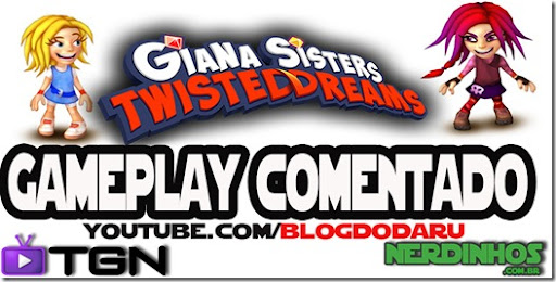 Giana Sisters Twisted Dreams - Gameplay Comentado