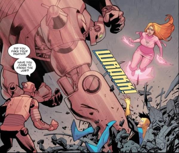 Invincible #101 - página 12