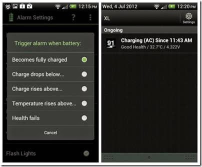 aplikasi pemberitahuan charger hp android
