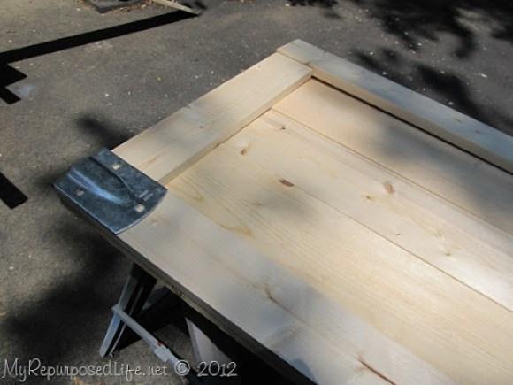 design process of diy interior barn doors