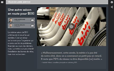 La Presse+ screenshot 4