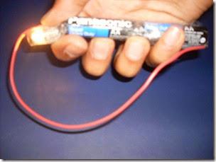 cara membuat lampu senter