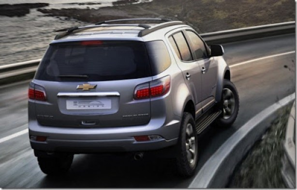Chevrolet TrailBlazer 2013 (7)