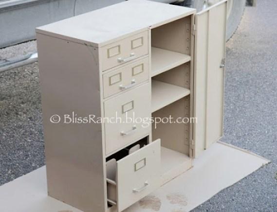 $5 storage cabinet