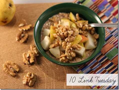Pear Oats Tuesday