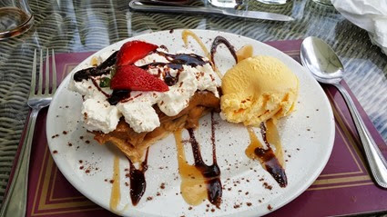Steve's Dessert - Banoffee Cream Pie