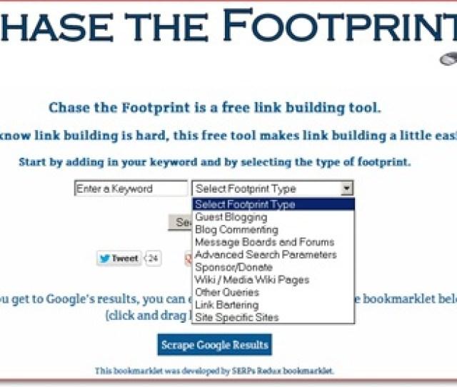 Chasethefootprint Com