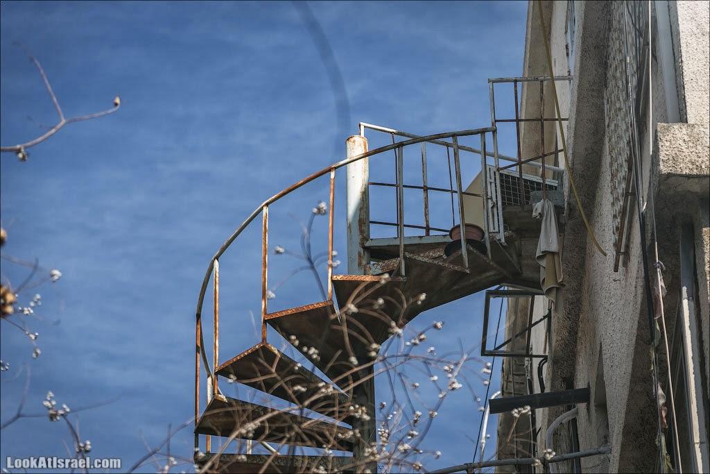 Лестница которая… с советского корабля