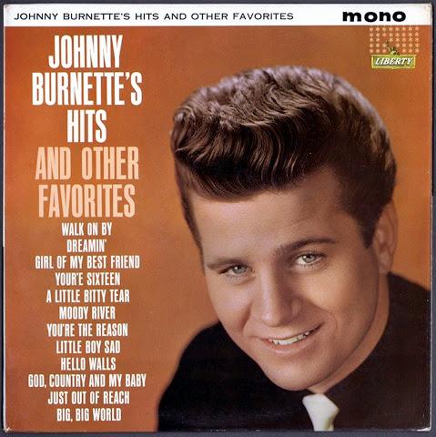Johnny Burnette-Hits-LibertyUK-Front