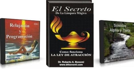 El secreto de la lámpara mágica – Dr. Roberto Bonomi [ Libro + Audio ]
