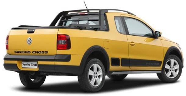 Volkswagen Saveiro Cross 2013 (1)