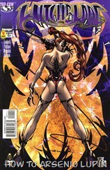 P00011 - Witchblade Infinity floyd