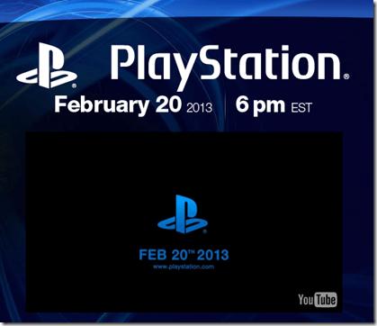 Será que é o anuncio do Playstation 4? Sony divulga vídeo com a possível data assista.