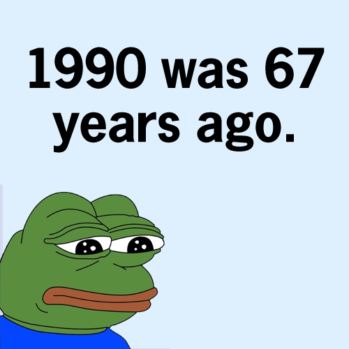 67 Years ago