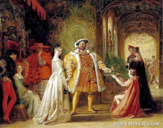 978px-Daniel_Maclise_Henry_VIIIs_first_interview_with_Anne_Boleyn