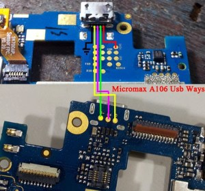 Micromax A106 Usb Ways Charging Solution | Solution Blogs