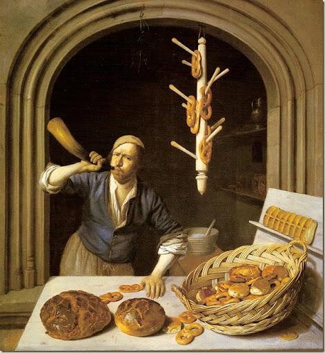 Job Berckheyde, Boulanger 1681