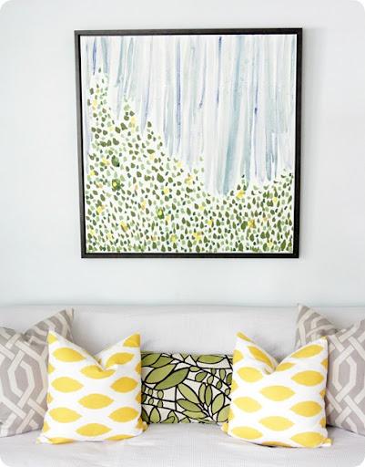 Lovely Cupboard living room sofa