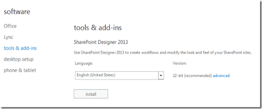 Disabling SharePoint Designer access in Office 365 – CIAOPS