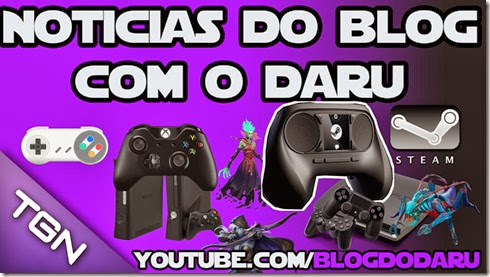 Noticias do Blog: Com o Daru