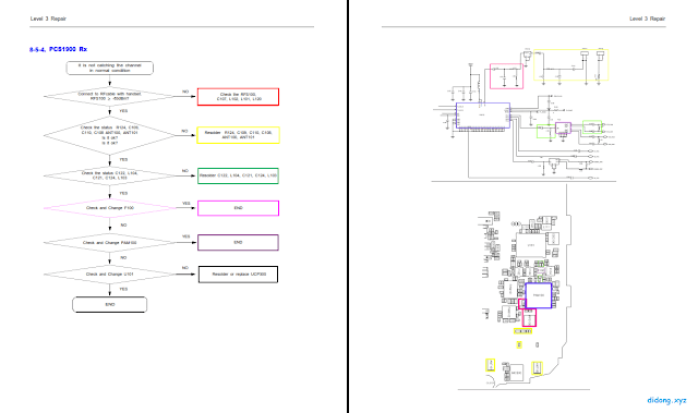 Samsung Galaxy V SM-G313H Schematics