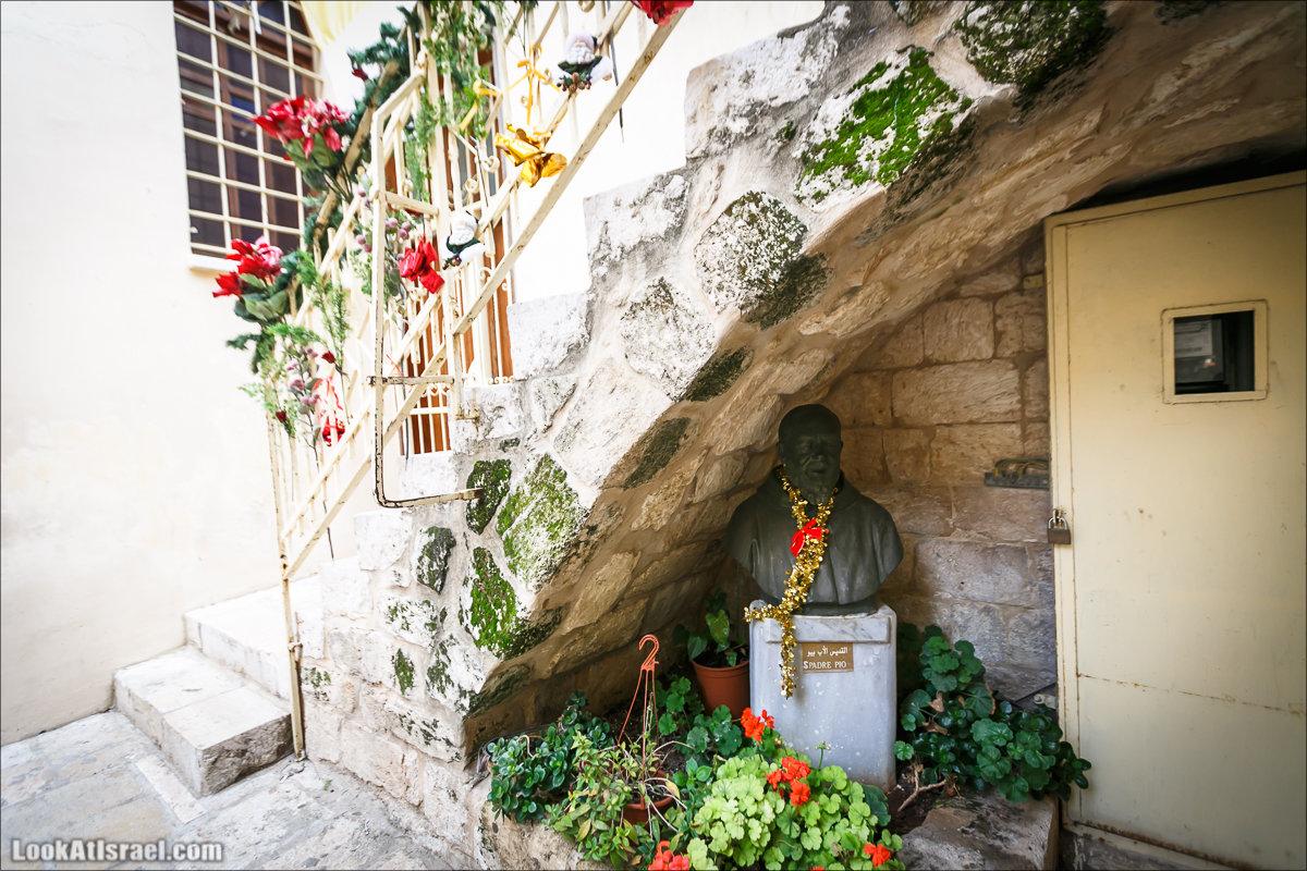 LookAtIsrael.com - Церковь Синагога в Назарете | Church Synagogue in Nazareth
